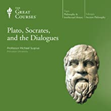 Plato, Socrates, and the Dialogues  by The Great Courses Narrated by Professor Michael Sugrue