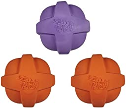 Hartz Dura Play Ball Dog Toy - Large - 3 Pack