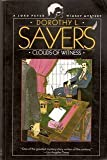 Clouds of Witness (0060923946) by Dorothy L. Sayers