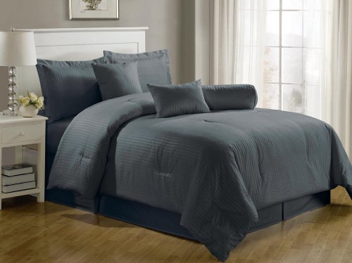 Gray And Green Bedding front-119914