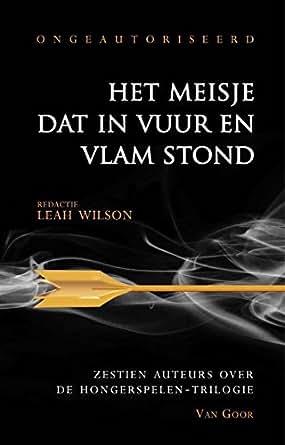 Amazon.com: Het meisje dat in vuur en vlam stond (Dutch Edition) eBook