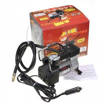 Souked Heavy Duty Portable 12V 140PSI pneus Auto gonfleur Pompe Compresseur d'air