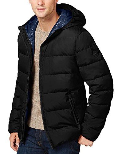 f3e389c9651 Best Price Michael Kors Men's Puffer Down Hooded Jacket Reviews ...