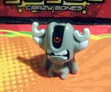 GoGo's Crazy Bones - Loose Figure Series 1 - USUZI #57 (Wanted Version) - 1