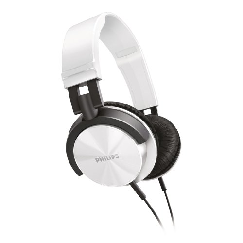 Philips Shl3000Wt/28 Headband Headphones, White