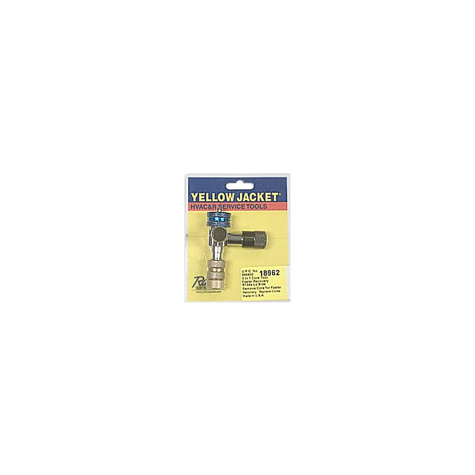 Yellow Jacket 18962 R 134a Lo Side Core Tool