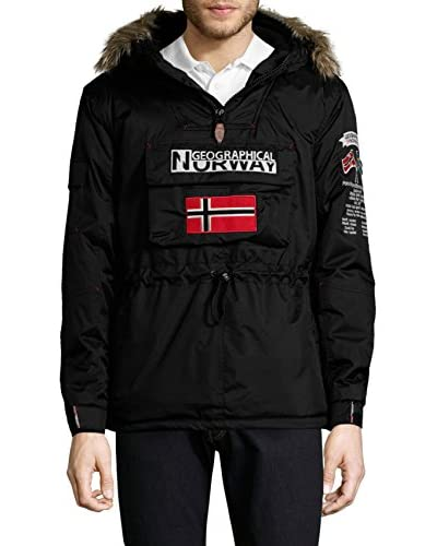 Geographical Norway Chaqueta Building Negro