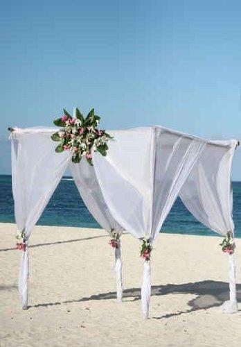 Wedding Gazebo on the Beach - 24