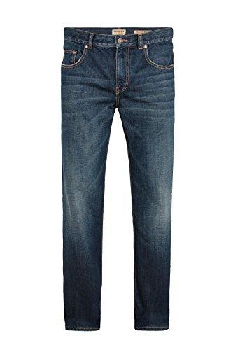 Herren 5-Pocket Jeans der Marke Paddock's in verschiedenen Farben, Carter (80 016 5024), Größe:W30/L32;Farbe:blue black used moustache(5785)