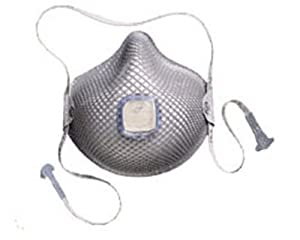 Moldex 2730 N100 Respirator Mask with Handy Strap Bx/5 Each from Moldex