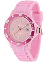 Ice-Watch Sili Pink Unisex Silicone Watch SI.PK.U.S