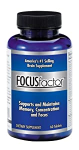 Focus factor for adults