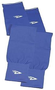 Buy DeFeet Mens Armskins DeFeet Blue-V2 Sock by Defeet