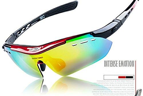 snail-shop-ciclismo-wrap-corsa-sport-outdoor-occhiali-da-sole-6-lenti-intercambiabili-unbreakable-po