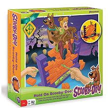 Hold On Scooby Doo Board Game