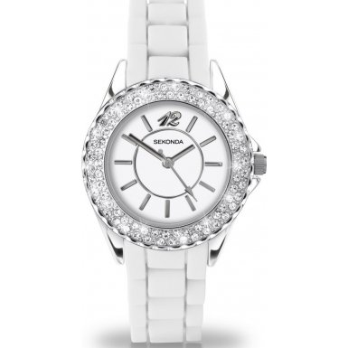 Sekonda Party Time Cloud White Ladies Watch - 4304.27