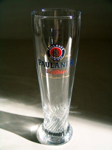 paulaner-weizbier-pint-glasses-set-of-2-ce-20oz-568ml-munich-paulaner-2-beer-mats