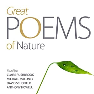 Great Nature Poems Audiobook