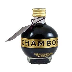 Chambord Black Raspberry Liqueur 5cl Miniature: Amazon.co.uk: Grocery