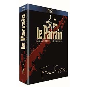 Le Parrain: La trilogie restaurée - Coffret 4 Blu-Ray [Blu-ray]