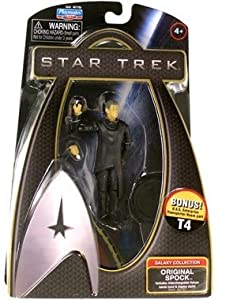 Star Trek Movie Playmates 3 3/4 Inch Action Figure Spock (Original)