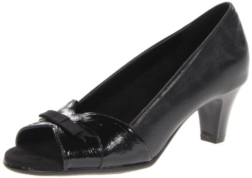 A2 By Aerosoles Crosswind Womens Pumps 8.5 Black