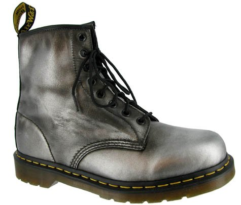 Dr. Martens Dr. Martens Men's Black Boot 1460 M 8 F(M) UK