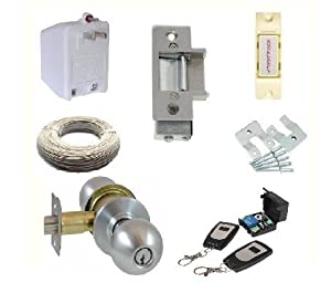 Lee 14c Commercial Wireless Door Lock