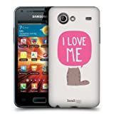 Head Case Love Me Valentines For Singles Case For Samsung Galaxy S Advance I9070