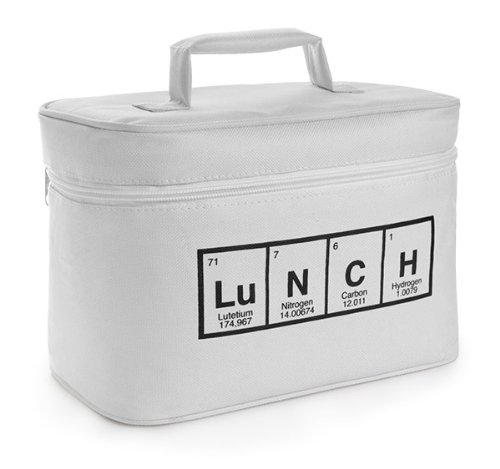 Chemistry Periodic Table Lunch Bag Tote - 1