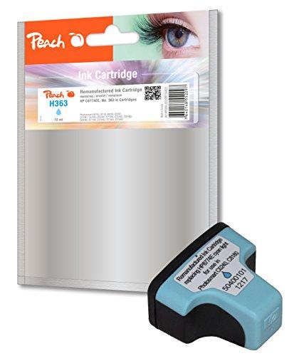Peach PI300-302 Cyan Remanufactured Tintenpatronen Pack of 1