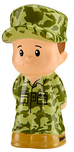 Fisher-Price Little People Military Hero - 1