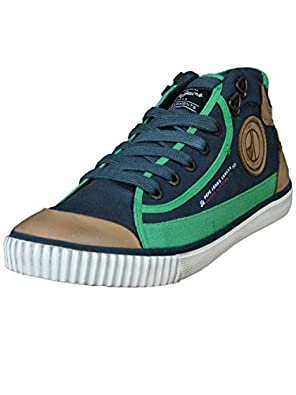 PEPE JEANS Designer Sneaker Shoes - INDUSTRY -44