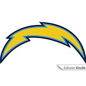 San Diego Chargers Needlework Pattern (NFL Team Logos Book 1) (English Edition)