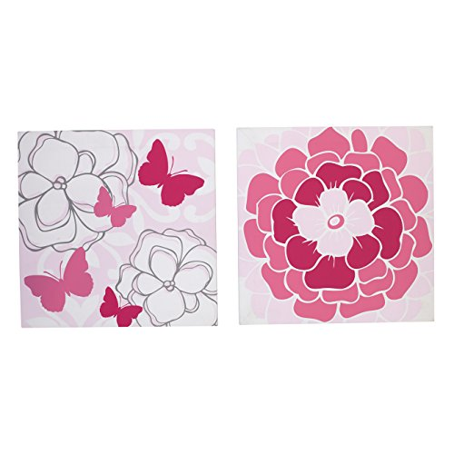 NoJo Butterfly Bouquet Wall Decor