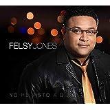 FELSY JONES YO HE VISTO A DIOS cd