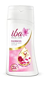 Iba Halal Care Fairness Hand and Body Lotion, 80ml