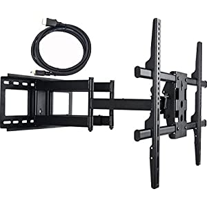 VideoSecu Articulating Plasma LED LCD TV Wall Mount for Vizio VU37L VO37L VP322 VX37L E420VSE M501d-A2R E500I-A1