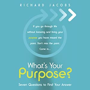 What's your Purpose? Audiobook
