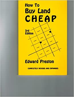 how to buy land cheap edward preston
