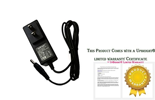 UpBright-9V-New-AC-DC-Adapter-For-Magnetic-Stripe-Card-Stripe-EasyIDea-Reader-Encoder-Msr609-Msr705-Msr805-Msr900-Msr606-Msr605-Msr206-Msr-9-Msr905-Msr905h-Msre206-9VDC-Power-Supply-Cord-Cable-Charger