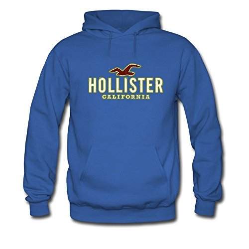 Hollister Logo Diy Printing For Mens Hoodies Sweatshirts Pullover Outlet