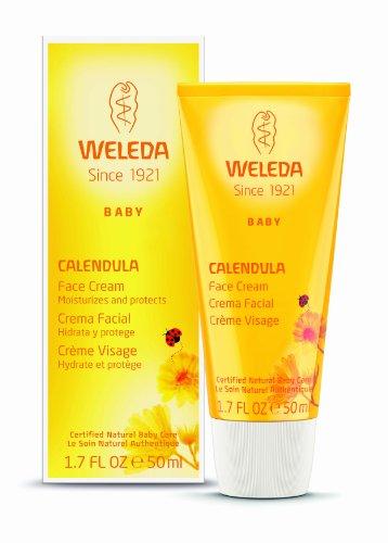 [벨레다] 카렌둘라 베이비 페이스 크림 (50ml) Weleda Calendula-Gesichtscreme (50 ml) (2017-11-01)