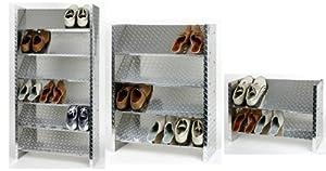 MOB Schuhregal aus Aluminium  BaumarktÜberprüfung und weitere Informationen
