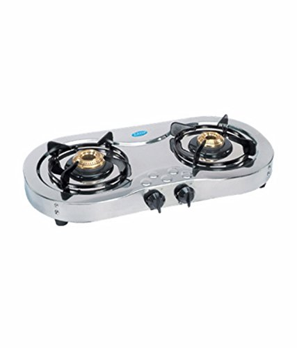 Glen GL 1025 Gas Cooktop (2 Burner)