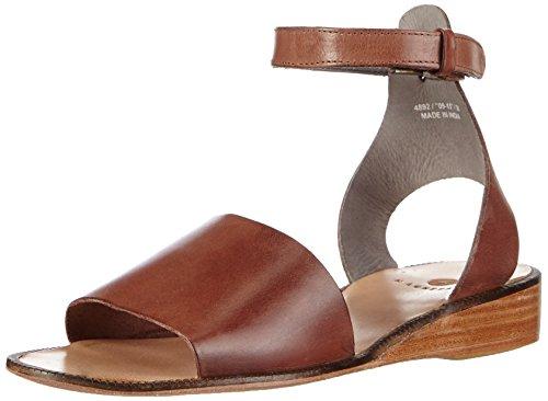 Hudson LondonFIFA - Sandali con tacco e cinturino alla caviglia Donna , Marrone (Bronzo), 37