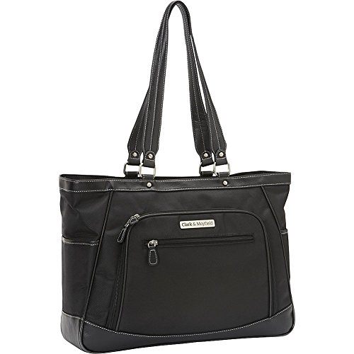 clark-and-mayfield-sellwood-metro-xl-17-laptop-tote-bag-computer-bag-in-black