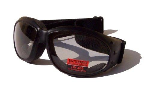 peerser-Motoparachute-anti-bue-gogglesclear-de-scurit-incassable-Objectif
