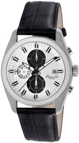 kenneth-cole-new-york-vestito-kc8041-sport-cronografo-cinturino-nero-rotondo-orologio-analogico-da-k