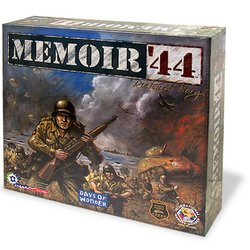Memoir '44 - Buy Memoir '44 - Purchase Memoir '44 (Days of Wonder, Toys & Games,Categories,Games,Board Games)